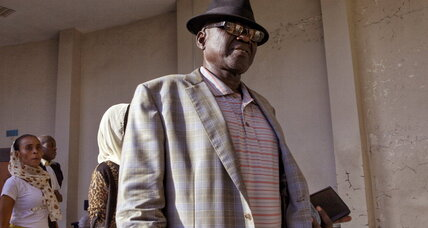 Verdict expected in landmark trial of ex-Chad dictator