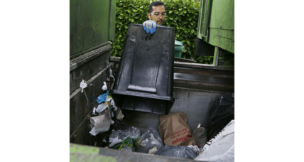 New York gets serious about curbing food waste
