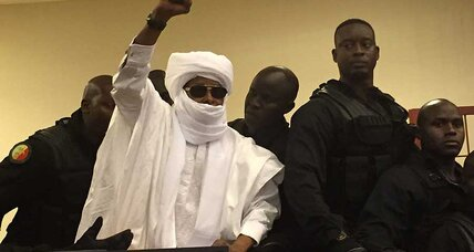 Chad's former dictator handed life sentence for war crimes, torture