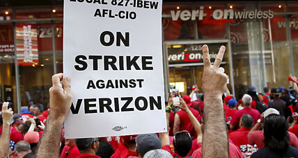 Verizon workers to return to jobs as seven-week strike ends