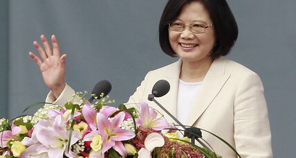 Taiwan shines a light on a dark past