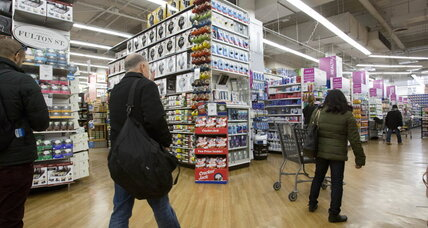 Consumer spending surges. Why Americans are opening their wallets.(+video)