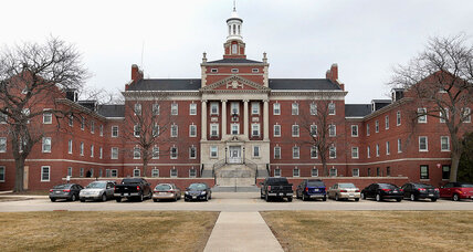 Did watchdog turn blind eye as Wisconsin VA hospital dissolved into 'Candy Land'? (+video)