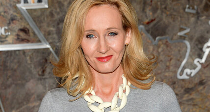 'Harry Potter and the Cursed Child' photo: The unusual way J.K. Rowling is telling 'Potter' story