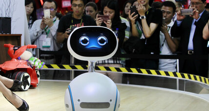 Zenbo, a new home robot with 'feelings,' for the price of a smartphone