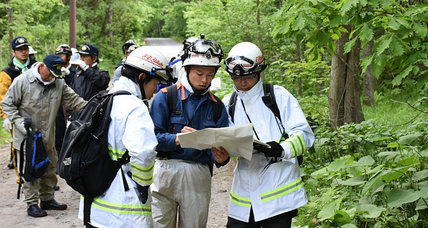 Japanese boy given 'time out' in forest and gets lost. Discipline or abuse?