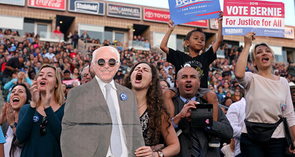 The Sanders supporters you haven't heard about