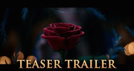 Here's the trailer for the new live-action 'Beauty and the Beast'
