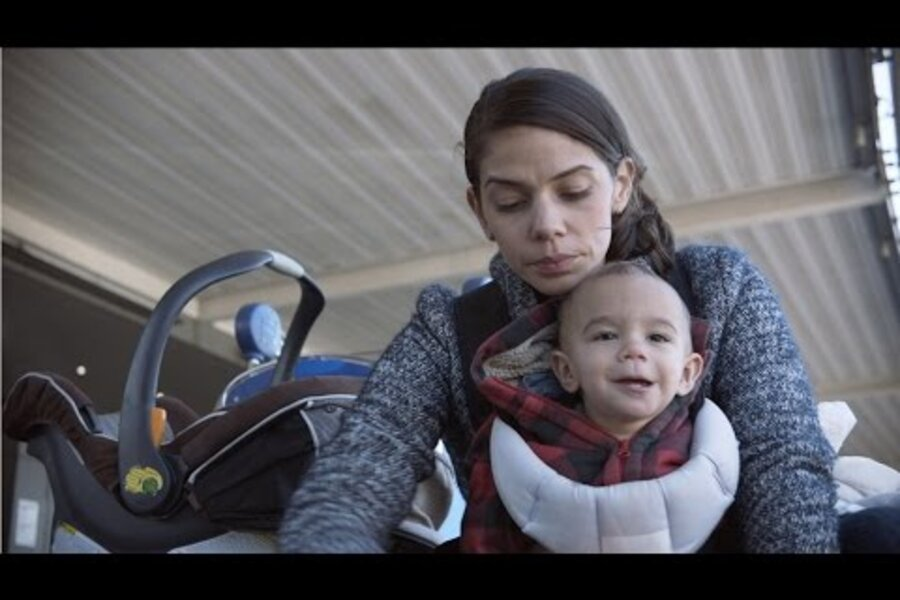 Jetblue Tackles The Problem Of Crying Babies On Flight What Else Can Be Done Csmonitor Com