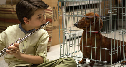 'Wiener-Dog': The central dachshund is more of a linking device than a character