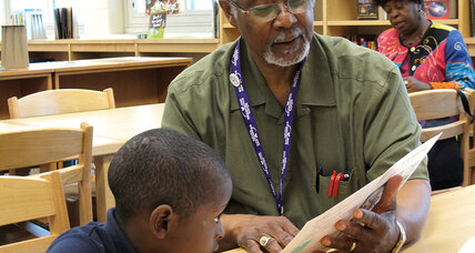 A critic of schools gets a new view as a tutor in Cleveland