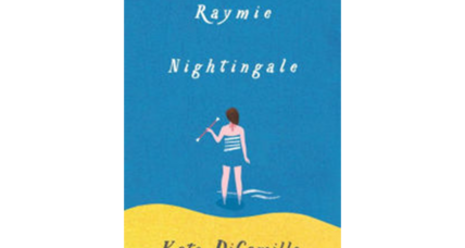 'Raymie Nightingale' is Kate DiCamillo's new tale of friendship and longing