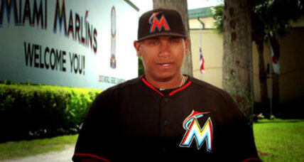Prank gone wrong puts Marlins prospect on disabled list
