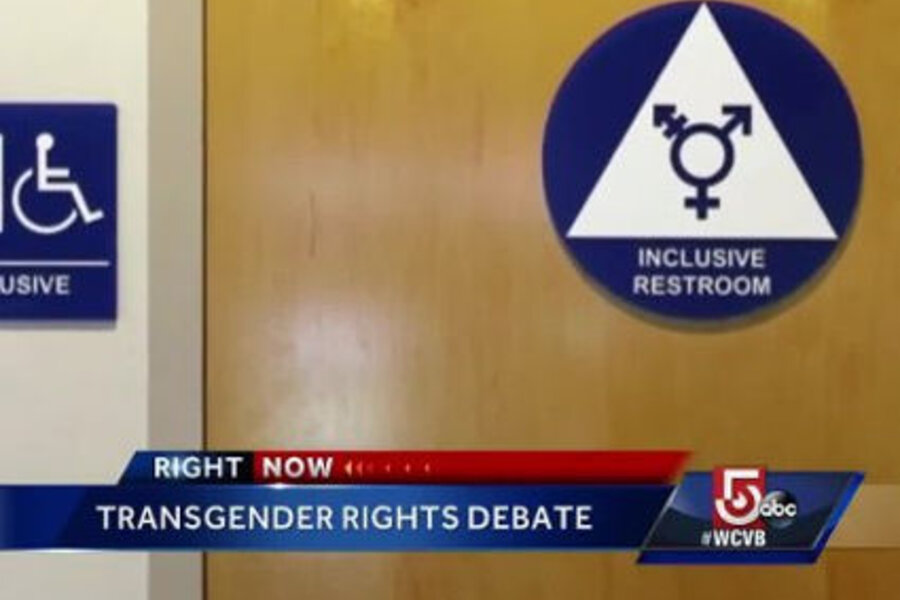 Has massachusetts found compromise in transgender bathroom for Transgender bathroom debate