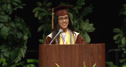 Texas valedictorian faces backlash when she tweets she is undocumented