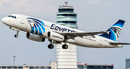 Missing EgyptAir jet: Pings from black boxes heard by French navy