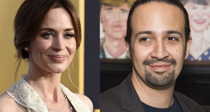 Lin-Manuel Miranda, Emily Blunt in 'Poppins' sequel as musicals thrive