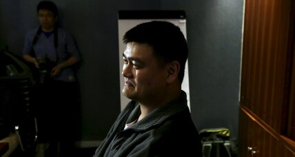 How Yao Ming appeased the Chinese appetite for shark fin soup
