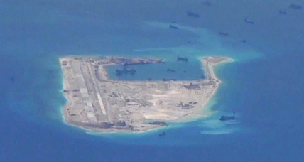 Will China's artificial islands damage the South China Sea?