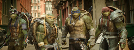 'Teenage Mutant Ninja Turtles: Out of the Shadows': Better than 2014 movie?
