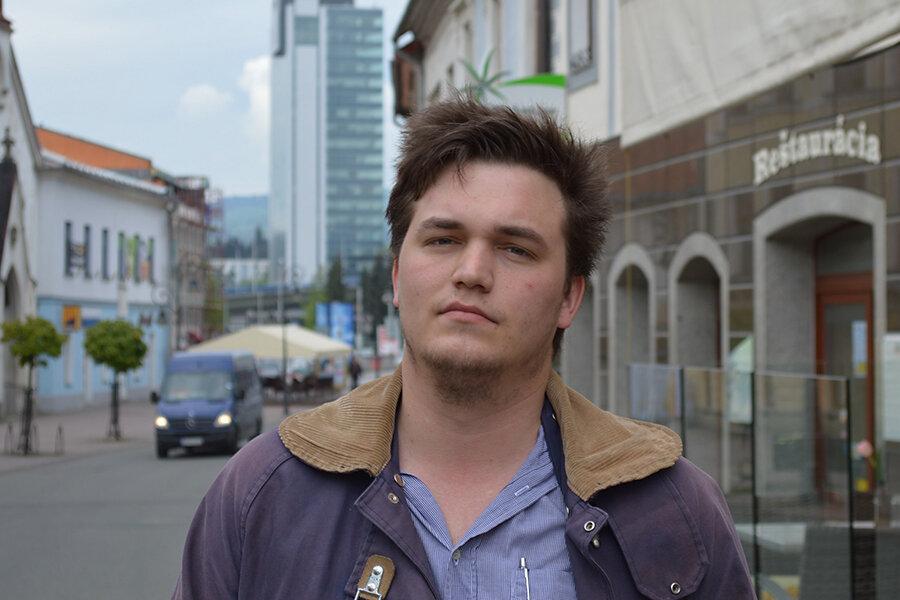 Slovakia's youth flirt with fascism  A failure of education
