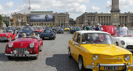 Going green, Paris bans older cars. Unfair to the poor?