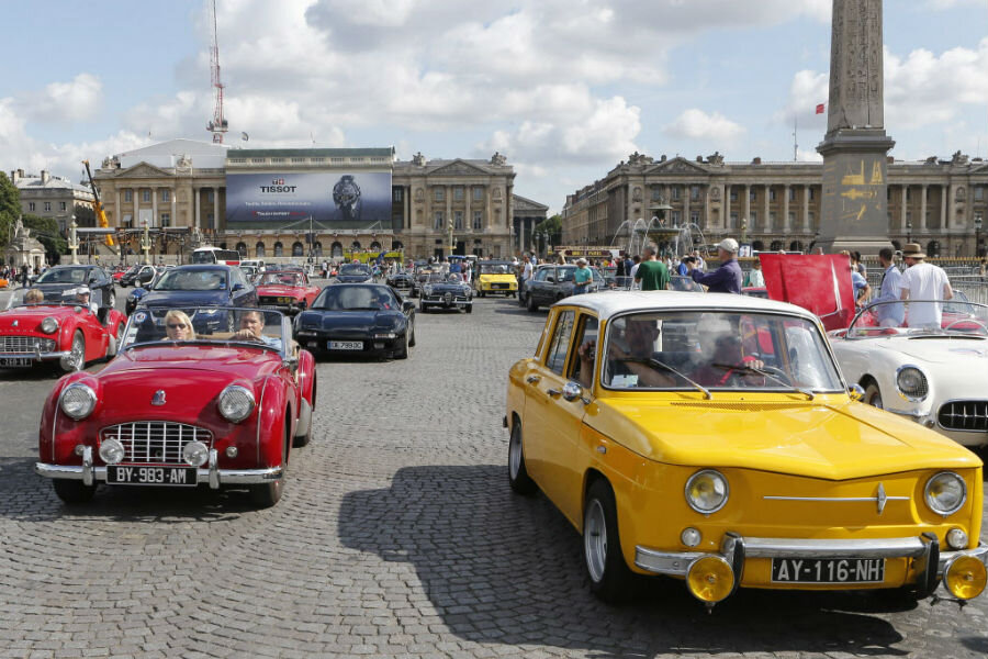 Going green, Paris bans older cars. Unfair to the poor? - CSMonitor.com