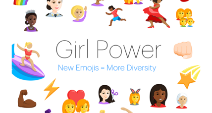 New emojis shed gender stereotypes: why tiny toons are such a big deal