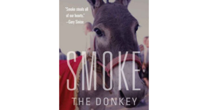 How Smoke the donkey made an unlikely journey from Iraq to the US