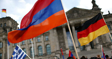 Germany recognizes Armenian genocide, angering Turkey