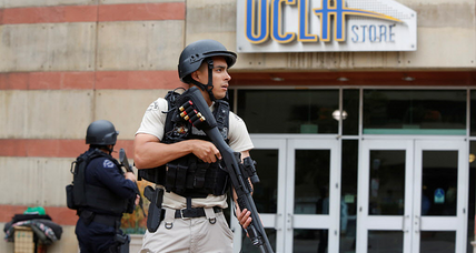 After UCLA shooting, should colleges fear guns on campuses? (+video)