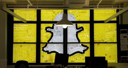 Snapchat passes Twitter in daily users, but will it become a news source?