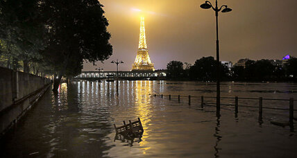 Flooding in France: The worst may be over