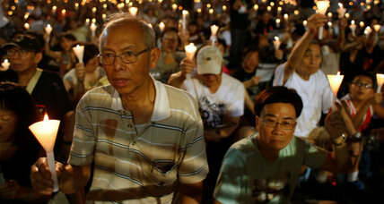 Is Tiananmen still relevant? Why Hong Kong's generations disagree