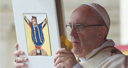 Sex abuse cases: Pope vows to bring down the hammer on negligent bishops (+video)