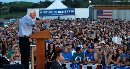 Sanders and Clinton eye California – and then what?
