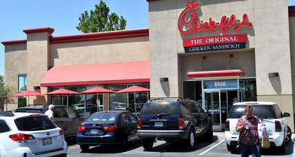Why Chick-fil-A's new app is No.1 on iTunes. It's probably not what you think