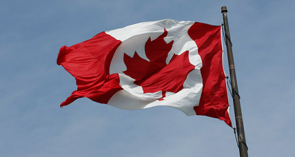 Why is Canada thinking of changing its national anthem?