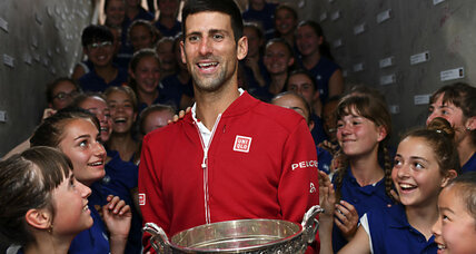 Novak Djokovic wins French Open, sets half-century record for majors