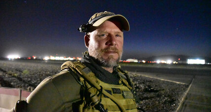 Slain journalist David Gilkey gave his life to bear witness to war