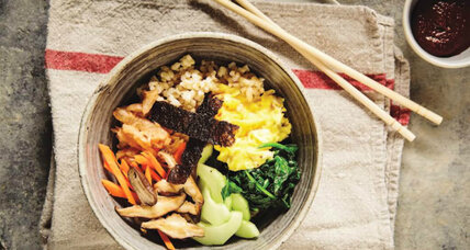 One-bowl meals and a bibimbap recipe