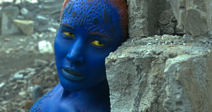 Jennifer Lawrence's 'X-Men' billboards get removed. Why?