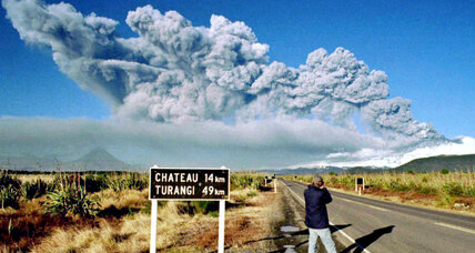 Is massive magma build-up in New Zealand the start of a new volcano?