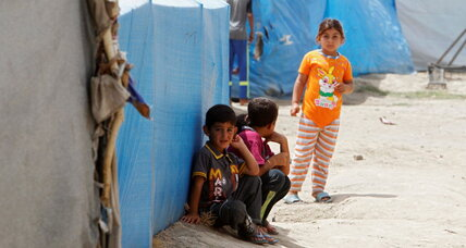 Will cutting off food supply drive Iraqi civilians to ISIS?