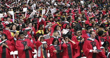 Value of graduate school degree varies by field