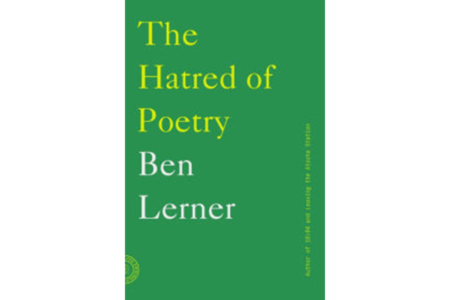 the hatred of poetry offers a witty passionate funny critique of