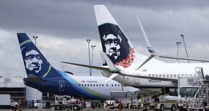 Can corn make good jet fuel? Alaska Air says yes.