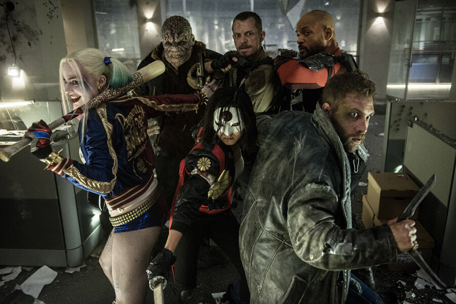 Suicide Squad' is PG-13: What this means for R-rated