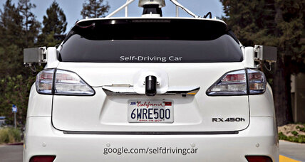 Someday we'll feel silly for being scared of driverless cars