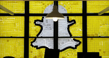 Will Snapchat's redesign make the app a go-to news source?